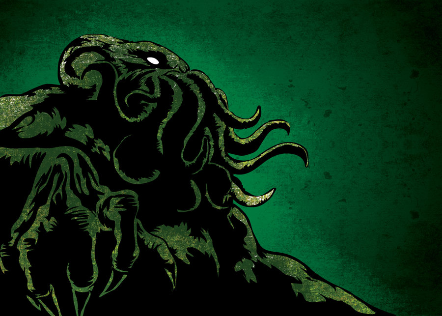 Cthulhu By Danilo Neira CC By Nc
