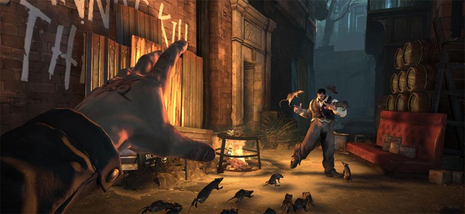 Una captura del juego