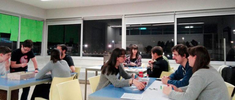 Viernes de puertas abiertas en la Casa de la Juventud de Pamplona
