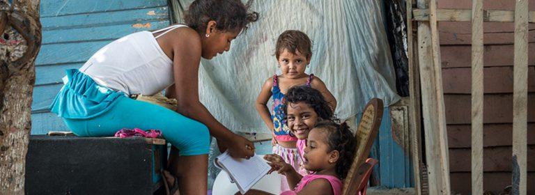 Ludoteca infantil con Fundación Juan Bonal