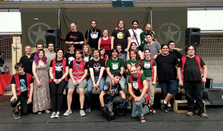 Récord de asistentes y actividades en las Umbras de Paradox 2018