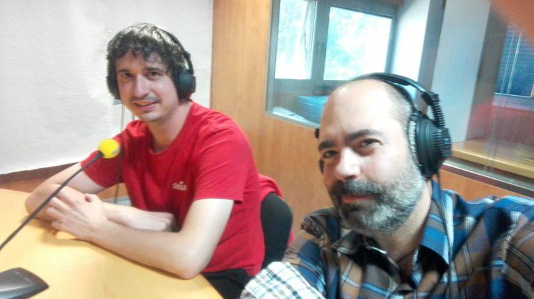 Alter Paradox en la radio