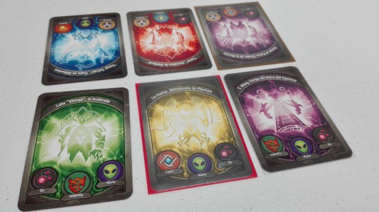 Torneo de Keyforge