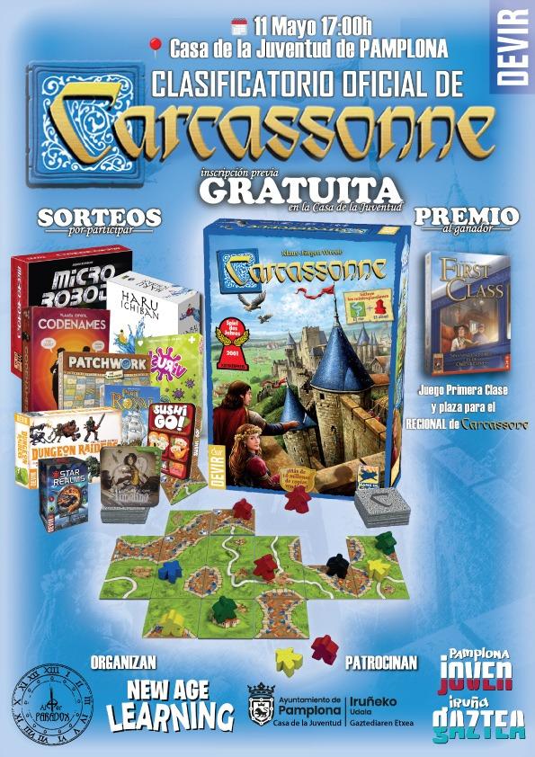 Torneo clasificatorio Carcassonne
