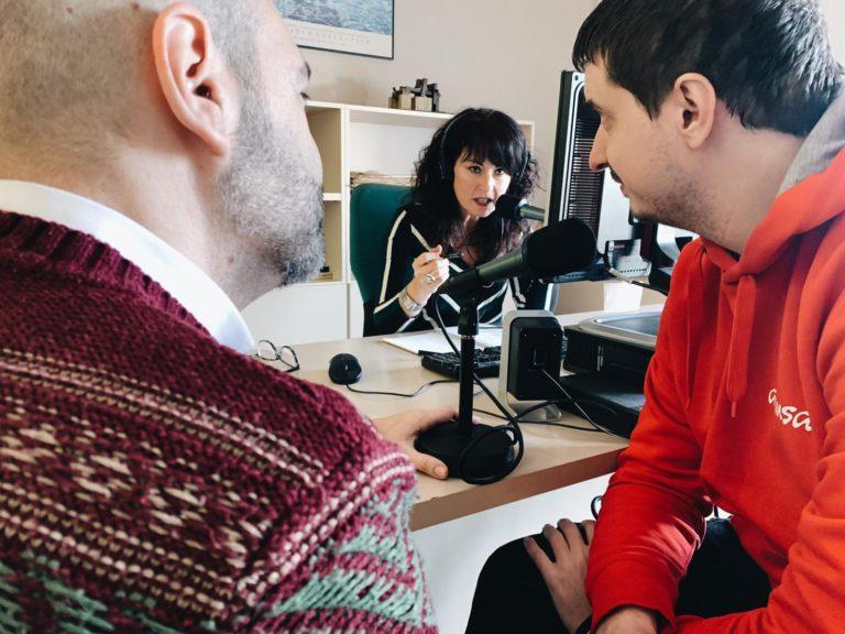 Alter Paradox en el podcast de Diario de Navarra